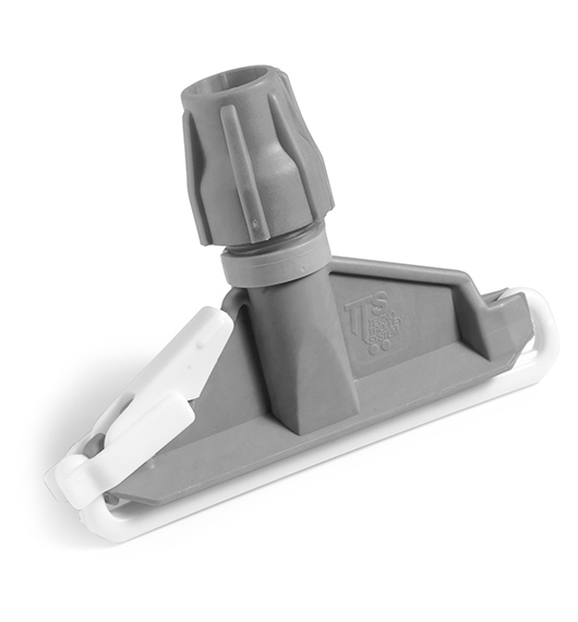 PLASTIC MOP CLAMP - GREY COLOUR
