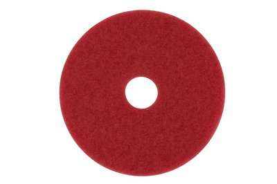 3M red buffer pad 5100