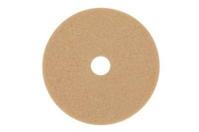 3M Tan Burnish Pad 3400