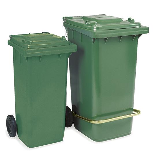 240L Trash Bin