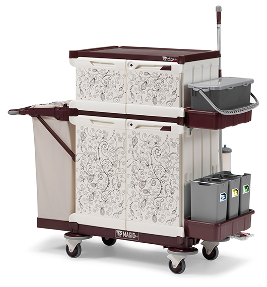 Magic Art trolley